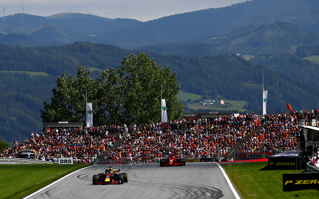 Formula 1 myWorld - Großer Preis von Österreich 2019 -
