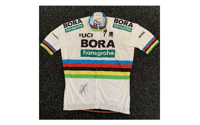 Outfit für Champions - Straßenrad Weltmeister -